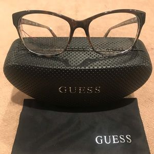 Guess eyeglasses - new